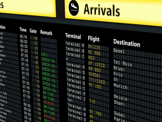 Μεταφορά από αεροδρόμιο